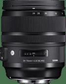 Sigma 24-70 mm f/2,8 DG OS HSM Art Canon