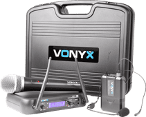 Vonyx WM73H (set with hand and headset microphone)