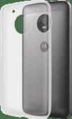 Azuri TPU Ultra Thin Motorola Moto G5 Back Cover Transparent
