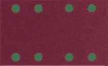 Bosch sanding strip K120 80x133 mm (10x)