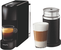 Krups Nespresso Essenza Mini XN1118 Zwart + Melkopschuimer
