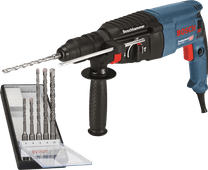 Bosch GBH 2-26 F + SDS-plus set de forets