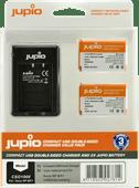 Jupio Kit : Batterie NP-BX1 (2x) + Chargeur USB Double