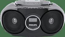 Philips AZ215 Zwart