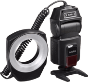Godox ML-150 Flash Annulaire Macro