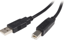 StarTech USB 2.0 A-to-B cable 3 meters
