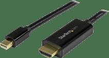 StarTech mDP naar HDMI adapterkabel 4K 30Hz 3 meter