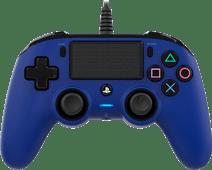 Nacon PS4 Official Manette Filaire Bleu