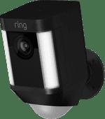 Ring Spotlight Cam Pile Noir