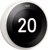 Google Nest Learning Thermostat V3 Premium Blanc