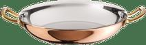 Paderno Copper Frying pan 26 cm