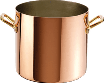 Paderno Copper Soup Pot 22cm
