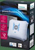 Siemens vacuum cleaner bag fleece type G All