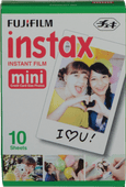 Fujifilm Instax Colorfilm Mini Glossy (10 stuks)