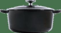 BK Bourgogne Cocotte 24 cm Noir de jais