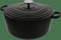 BK Bourgogne Poêle à frire 28 cm Jet Black