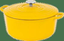 BK Bourgogne Poêle à frire 28 cm Sunset Yellow