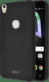 Azuri Flexible Sand Alcatel Shine Lite Back Cover Zwart