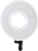 Falcon Eyes Bi-Color LED Ringlamp DVR-300DVC
