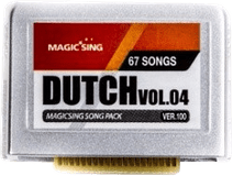 Magic Sing Dutch Vol. 4 Songchip