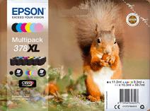 Epson 378XL Lot de 6 couleurs (C13T37984010)