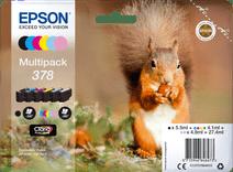 Epson 378 Cartouches Pack Combiné