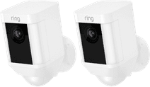 Ring Spotlight Cam Battery Wit Duo Pack