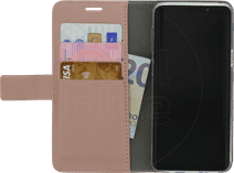 Azuri Wallet Magneet Samsung Galaxy S9 Book Case Roze