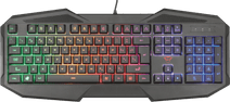 Trust GXT 830RW Avonn Backlit Gaming Keyboard AZERTY