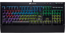 Corsair K68 RGB Cherry MX Red Clavier Gaming AZERTY