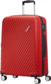 American Tourister Visby Spinner 66cm Energetic Red