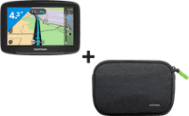 TomTom Start 42 West Europe + Housse