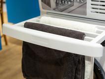 WPRO SKP101 Kit de superposition pour machines à laver et sèche-linge