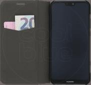 Azuri Booklet Ultra Thin Huawei P20 Lite Book Case Zwart