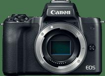 Canon EOS M50 Body Zwart