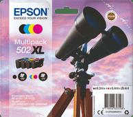 Epson 502XL Cartouches Pack Combiné