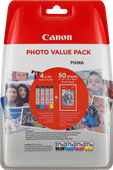 Canon CLI-571XL Cartridges Combo Pack