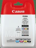 Canon CLI-581 Cartouches Pack Combiné