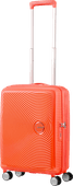 American Tourister Soundbox Expandable Spinner 55 cm Spicey Peach