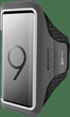 Mobiparts Comfort Fit Sportarmband Samsung Galaxy S9 Zwart