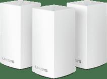 Linksys Velop bi-bande Multiroom Wi-Fi (3 bornes)