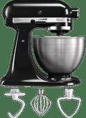 KitchenAid Classic Mixer 5K45SSEOB Zwart