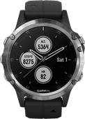 Garmin Fenix 5 Plus Zilver