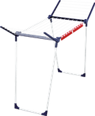 Leifheit drying rack Pegasus 150 solid slim VS