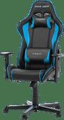 DXRacer FORMULA Gaming Chair Zwart/Blauw