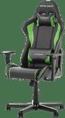 DXRacer FORMULA Gaming Chair Zwart/Groen