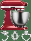 KitchenAid Artisan Mini Mixer 5KSM3311XEER Imperial red