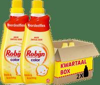 Robijn Klein & Krachtig Color Zwitsal - 2 pieces