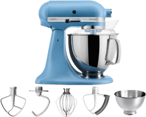 KitchenAid Artisan Mixer 5KSM175PS Velvet Blauw
