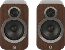 Q Acoustics 3020i Noyer (par deux)